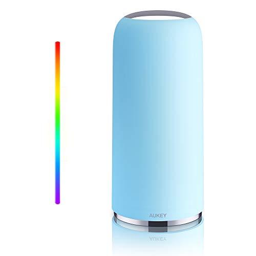 AUKEY Tischlampe RGB...
