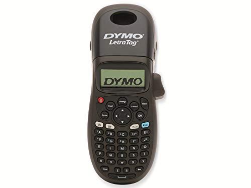 DYMO Letratag Black...
