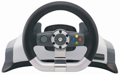 Xbox 360 - Lenkrad...