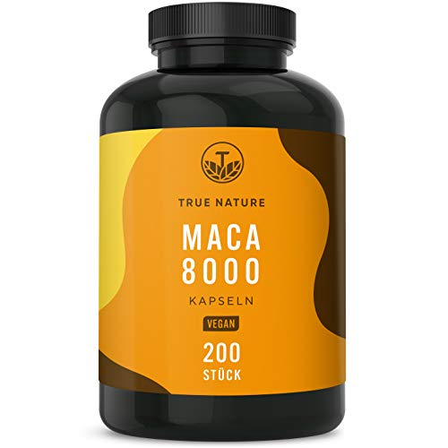 Maca 8000 Gold - 200...