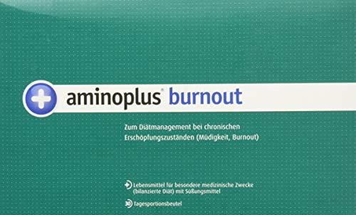 Aminoplus burn out...
