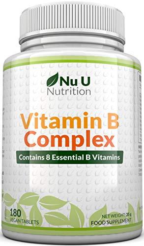 Vitamin B-Komplex -...