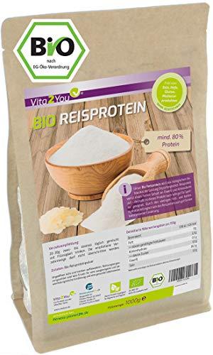 Bio Reisprotein 1kg...