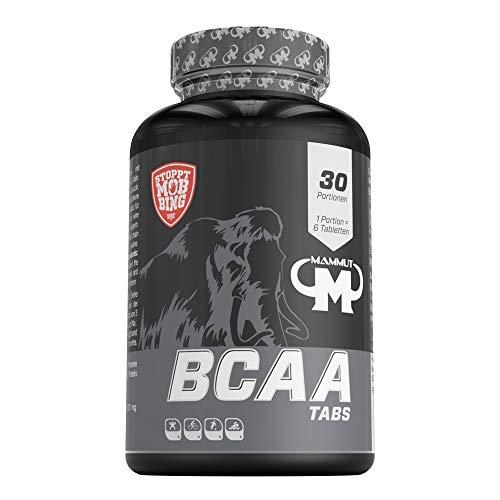 Mammut BCAA Tabs...
