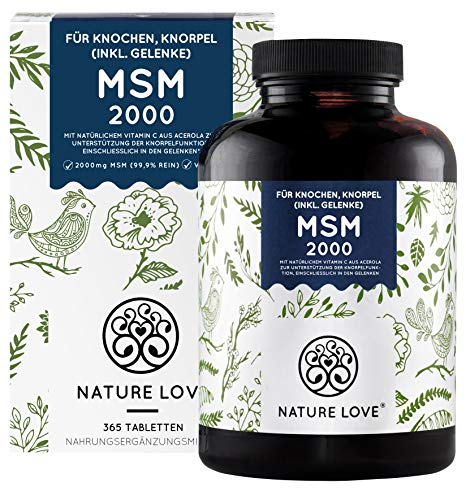 NATURE LOVE® MSM...