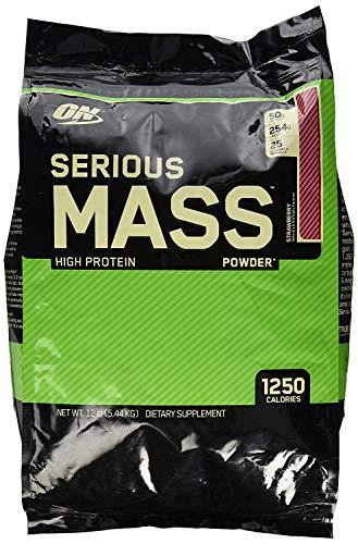 Serious Mass Weight...