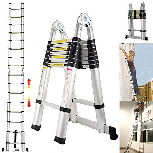 Teleskopleiter 5m...