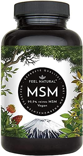 MSM Tabletten -...