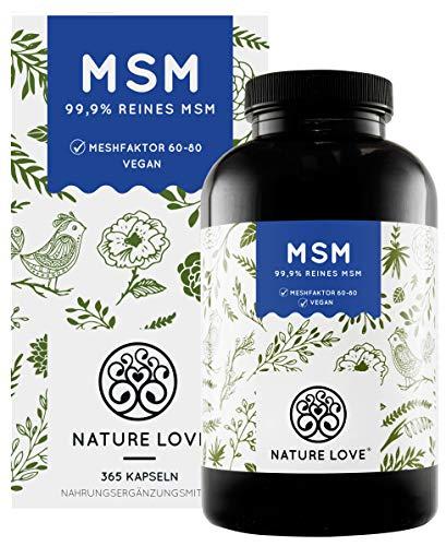 NATURE LOVE® MSM...