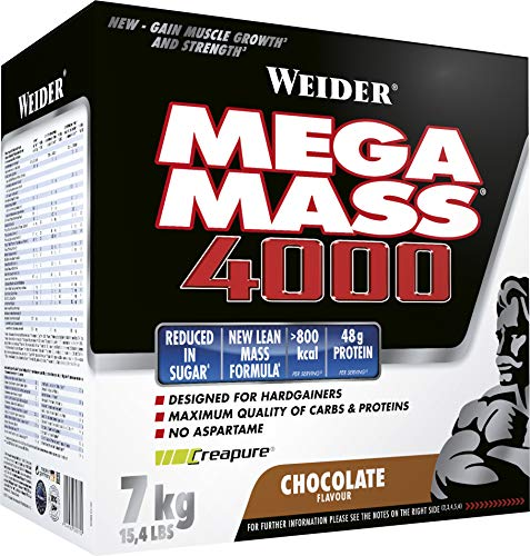 Weider Mega Mass...