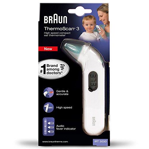 Braun ThermoScan 3...